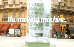 the melting machine